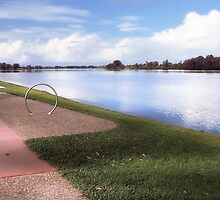 Taree walk way 01 by kevin chippindall