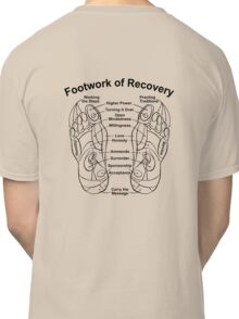 Footwork of Recovery Classic T-Shirt