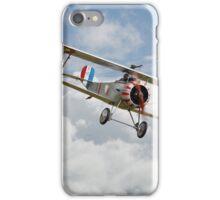 WW1 - Escadrille Lafayette - Hunters iPhone Case/Skin