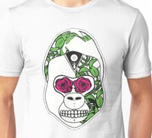 Sugar Skull Gorilla  Unisex T-Shirt