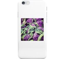Purple Brains & Green Tentacles iPhone Case/Skin