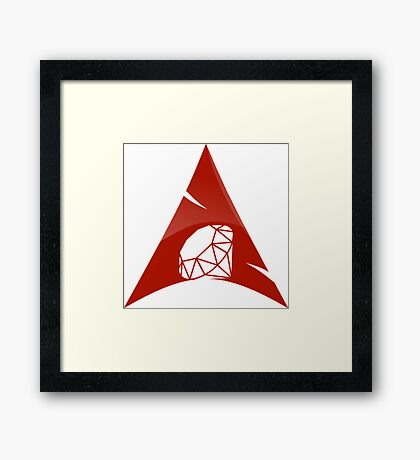 ARCH ULTIMATE Framed Print