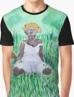Alone in the Forest  Graphic T-Shirt