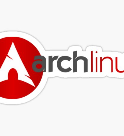 ARCH ULTIMATE Sticker
