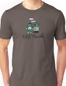 Robot Buddies  Unisex T-Shirt