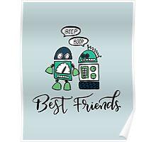 Robot Buddies  Poster