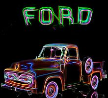 1955 Ford F150 by Mike Pesseackey (crimsontideguy)