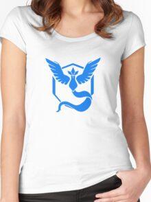 Pokemon Team Mystic Women's Fitted Scoop T-Shirt