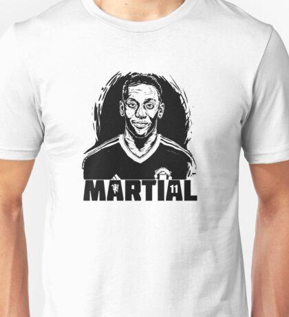 Anthony Martial Inked Unisex T-Shirt