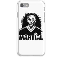 Anthony Martial Inked iPhone Case/Skin
