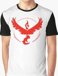 Pokemon Team Valor Graphic T-Shirt