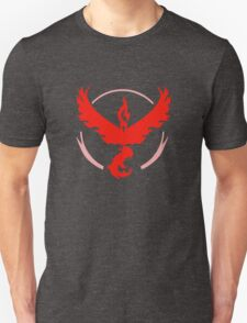 Pokemon Team Valor Unisex T-Shirt