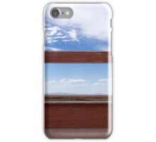 Window into the Plains iPhone Case/Skin