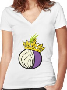 TOR ULTIMATE ! Women's Fitted V-Neck T-Shirt