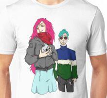 Dos chicas y un martillo Unisex T-Shirt