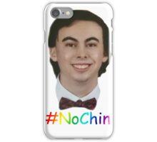 Leafy #NoChin iPhone Case/Skin