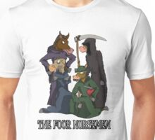 The Four Horsemen Unisex T-Shirt