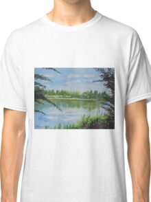 Summer By The River Classic T-Shirt