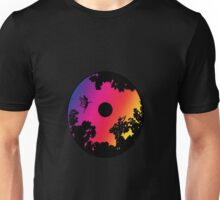 Moonlight Faerie Forest Unisex T-Shirt