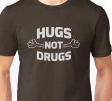 Hugs! Not Drugs Unisex T-Shirt