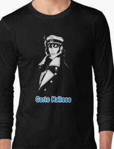 Corto Maltese urban t shirt urban clothing urban clothing for men urban shirts Long Sleeve T-Shirt