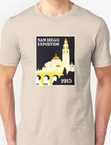 1915 San Diego Exposition Unisex T-Shirt