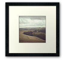 Landscape #6 Framed Print