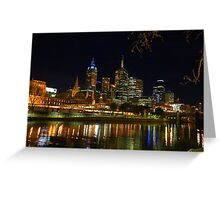 Melbourne 2014 Greeting Card