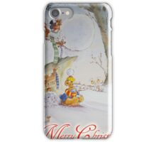 Big Ol Bear- Sneak Attack iPhone Case/Skin