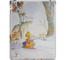 Big Ol Bear- Sneak Attack iPad Case/Skin