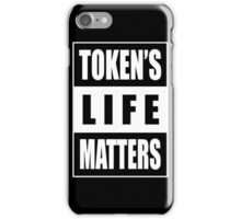 South Park Token's Life Matters iPhone Case/Skin