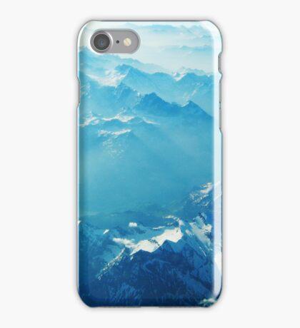 Birds View on the Alps (Velvia) VRS2 iPhone Case/Skin