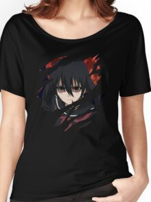 Kurome Anime Manga Shirt Women's Relaxed Fit T-Shirt
