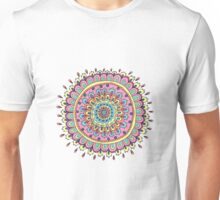 Basic Mandala (Color) Unisex T-Shirt