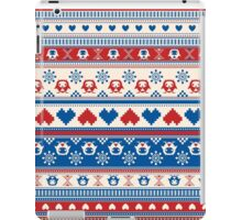 Cozy winter pattern iPad Case/Skin
