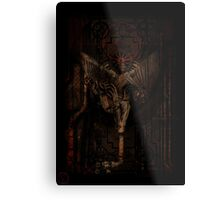 The red god Metal Print