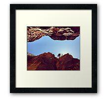 Look Up! Framed Print