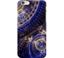 Gears Of Time iPhone Case/Skin
