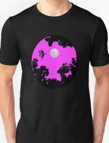 Moonlight Faerie Circle Unisex T-Shirt
