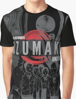 Uzumaki Graphic T-Shirt