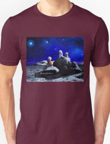Caninaut Trio from Back To the Stars Unisex T-Shirt