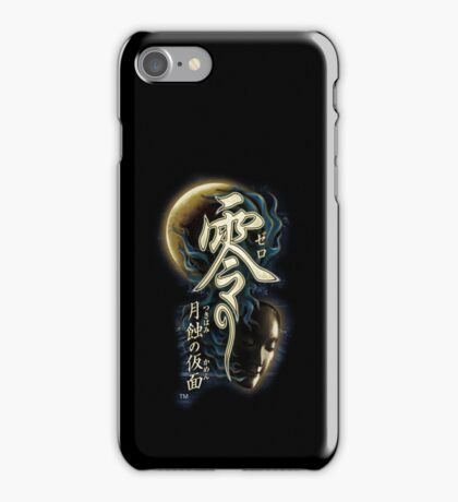 FATAL FRAME 4: MASK OF THE LUNAR ECLIPSE iPhone Case/Skin