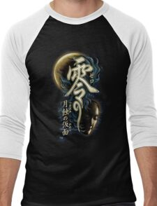 FATAL FRAME 4: MASK OF THE LUNAR ECLIPSE Men's Baseball ¾ T-Shirt