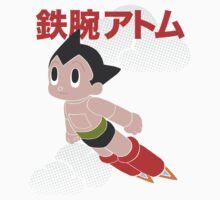 Astro Boy! One Piece - Short Sleeve