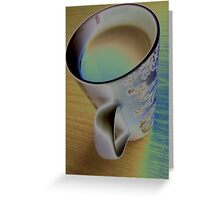 Strange Brew Greeting Card