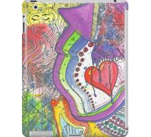 Life, Faith, and Love iPad Case/Skin