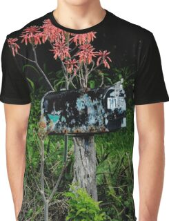 Rural Mail Graphic T-Shirt
