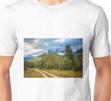 Three Sisters and A Dirt Road Unisex T-Shirt