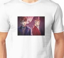 BTS Wings Jungkook & Rap Monster Unisex T-Shirt