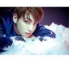 BTS Wings Jungkook v2 Photographic Print